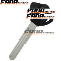 Motorcycle Blank Uncut Key For SUZUKI GSXR600 GSXR750 GSXR1000 SV400 SV600 SV650