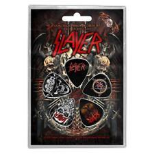 More details for official licensed - slayer - demonic plectrum / picks pack thrash metal