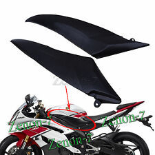 Tank Side Fairing Panel Gas Tank Cover For  Yamaha 2006 2007 YZF R6 06 07