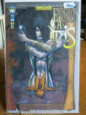Executive Assistant: Iris #4 (Variant Cover) FN-NM