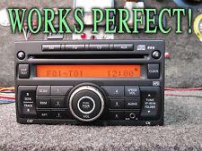 NISSAN VERSA ROGUE CUBE CD MP3 PLAYER SAT XM SIRIUS RADIO 281851PA1A PP-3135H