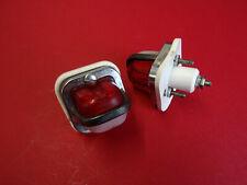Original 1950/60's NOS Lambretta/Vespa Biemme Lambro Marker Lights
