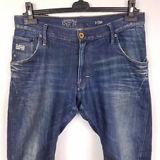 G-STAR RAW ARC 3D LOOSE TAPERED Jeans - W33 L32 - Blue Men's