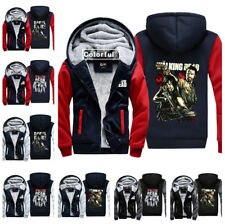 The Walking Dead Daryl Dixon Skull Sweater Wellnessanzug Herren Kapuzenpullover