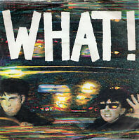 """SOFT CELL - WHAT - PS - 80's - 7"""" VINYL"""