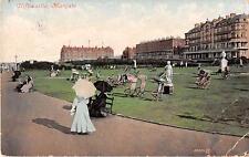 Miss N Jones, 150 Edgware Road, Hyde Park West, London 1907 - 'Sap' jb88
