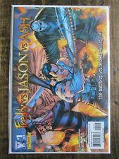 Wildstorm Dynamite 2007 FREDDY vs JASON ASH Comic Book Issue #1 1D Rare 2nd Prnt
