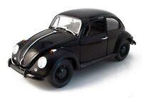 Greenlight 1:18 VW Beetle 1967 Black Bandit Limited Edition 12827 Die-Cast Model