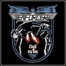 Live By Fire von Enforcer (2015)