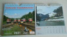 Sächsischer Eisenbahnkalender 2021