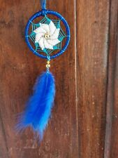 Handmade Car Hanging Feathers Dream Catcher New Key Ring Bag Key Chain Key Fob