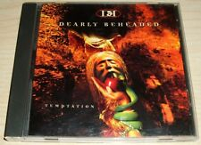 Temptation by Dearly Beheaded CD 1996 Fierce Groove Metal