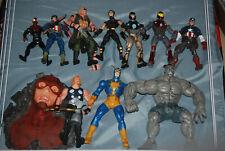 Marvel Legends Ultimates/Avengers/Spider-Man/X-Men Lot  (loose)