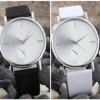 Fashion Ladies Women's Watches Casual Leather Band Analog Quartz Wrist Watch NEW