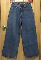 BullHead Magneto Vintage Original Wide Leg Denim Jeans 28 x 30 Bull Head Pants