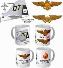 """VMA(AW)-242 """"Batmen"""" A-6 Intruder Mug"""