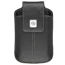 Genuine Blackberry Curve (8900) Pivotant Étui (Noir)