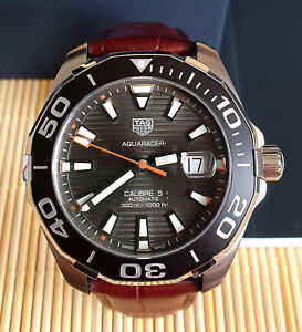 TAG Heuer Aquaracer Watch WAY201M.FC6474