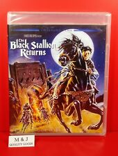 The Black Stallion Returns (1983) ~ Twilight Time Blu Ray ~ BRAND NEW