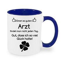 Einen so guten Arzt - Kaffeetasse mit Motiv, bedruckte Tasse