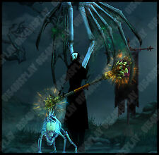 Diablo 3 RoS Xbox One - [Softcore] NEU 2.6 modifizierte Mönch Set-erfordert Stufe 1