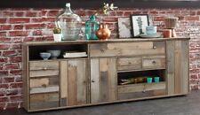 Sideboard 3-trg. Bonanza Kommode Schrank Stauraum Driftwood