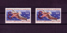 MAURETANIEN VI (I+II) **/postfrisch (€ 60.-) EUROPA CECA MIFERMA 1962