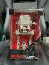 Star Wars Black Series Imperial AT-ST Walker and Driver