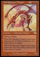 1x WORLDGORGER DRAGON - Judgement - MTG - NM - Magic the Gathering