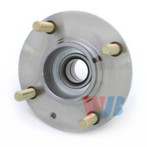 Wheel Bearing and Hub Assembly Rear WJB WA512160