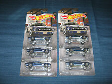 Hot Wheels - Lot Of 6 - Wal-Mart Exclusive - Garage Series - '67 Custom Mustang