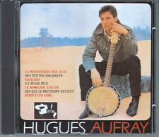 "CD ALBUM  CLUB DIAL / HUGUES AUFRAY  ""SANTIANO"""