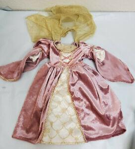 OG Dolls Battat Renaissance Dress Outfit 18'' Our Generation Mesh Head Pc