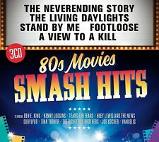 SMASH HITS: 80S MOVIES - NEW CD COMPILATION