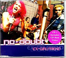 NO DOUBT - EX-GIRLFRIEND - VIDEO ENHANCED CD SINGLE 1