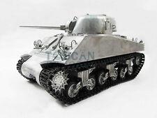 100% Metal Mato 1/16 M4A3 Sherman KIT RC Tank Infrared Version Metal Color 1230