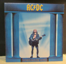 NO VINYL COVER ONLY- AC/DC WHO MADE WHO VG++