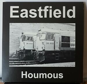 """Eastfield - """"HOUMOUS """" CDLP - UK Anarcho Pop Punkster Legends - Massive comp"""