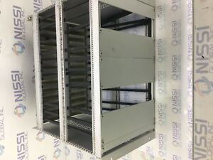 SCHROFF VXI BUS 13 SLOT 23030-076 VXI BUS MAINFRAME 31061-241754