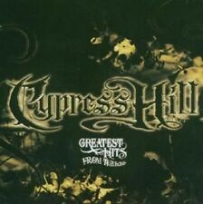 """CYPRESS HILL """"GREATEST HITS FROM THE BONG"""" CD NEUWARE"""