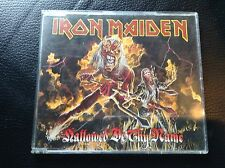 Iron Maiden Hallowed be thy name uk CD single