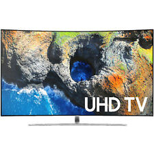 Samsung 65 Inch Curved 4K UHD TV / Smart Remote / 2017 Model | UN65MU6500