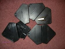 6 Protecta RTU Bait Station Mice(1 gold key included) Bell Labs PR 2620