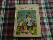 Maroussia  - P.J. Stahl  - 1960 livre pour enfants belles gravures