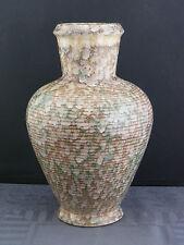 schöne alte Keramik-Vase ca.30er Jahre