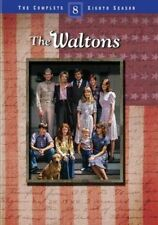 Waltons The Complete Eighth Season 3 Discs 2009 DVD