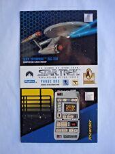 1995 SKYBOX *STAR TREK 30 YEARS PHASE 1* PROMO PANEL