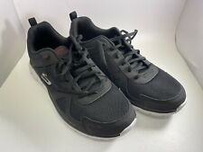 Skechers Sport With Memory Foam Black / Red - UK Size 7 - New in Box