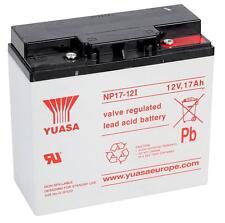 Batteria Piombo-Acido 12V 17AH BATTERIE RICARICABILE