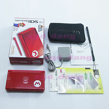 Nintendo DS Lite HandHeld console System New M Red+gift